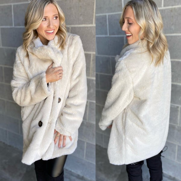 Baby, It's Cold Outside Coat