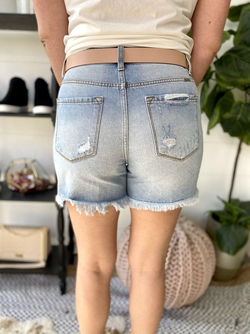 Rise Up Shorts
