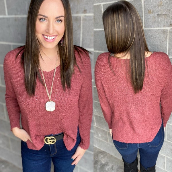 Winterberry Sweater