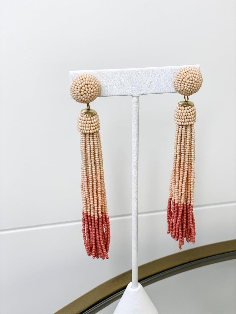 It Takes Two Tassel Earrings