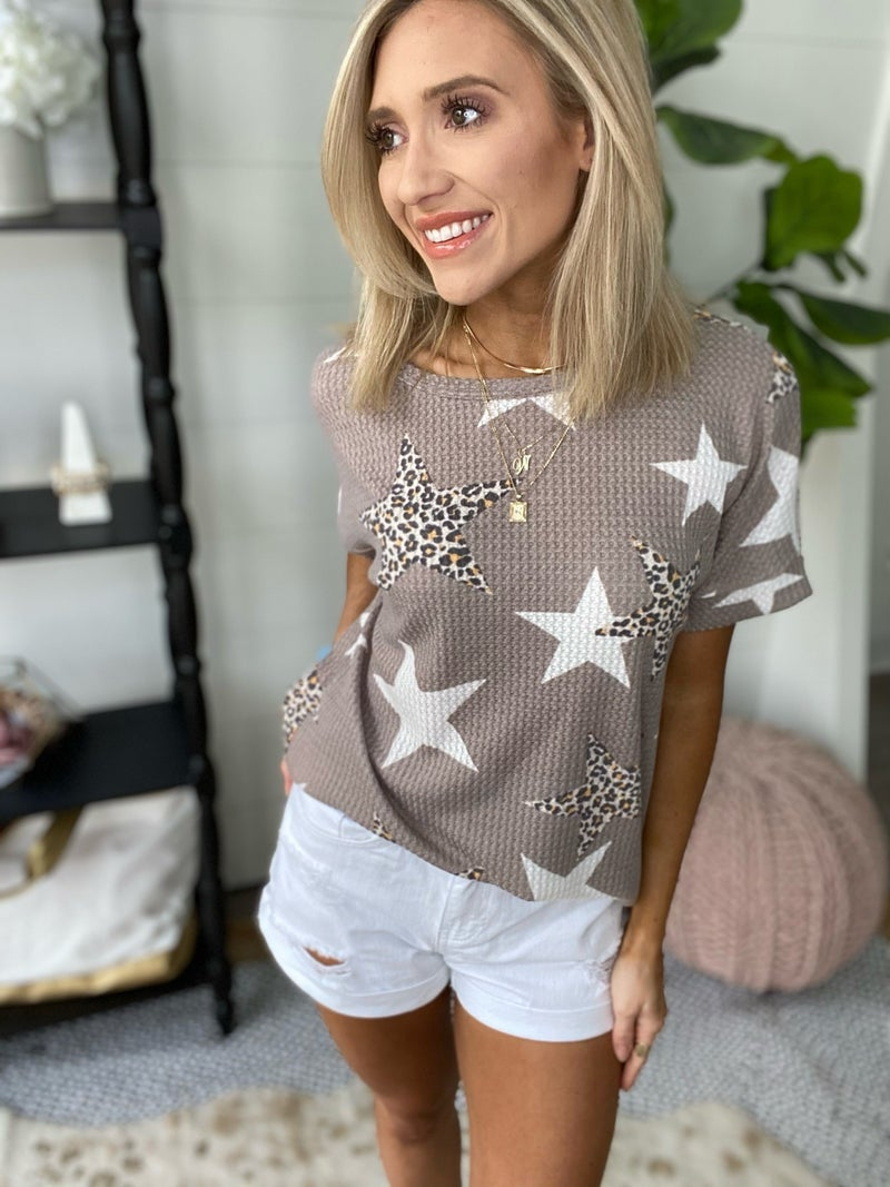 Let's Hear it For the Stars Top