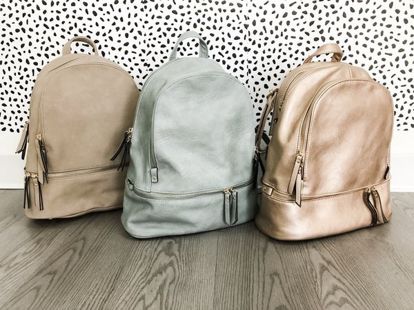 A Place for Everything Backpack