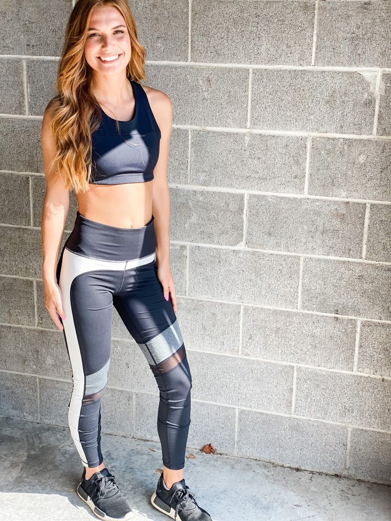 Go An Extra Mile Athletic Leggings