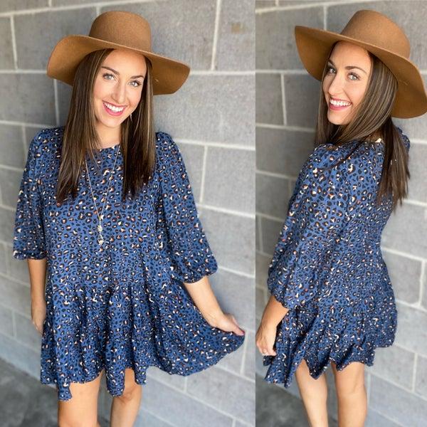 Simply Safari Dress