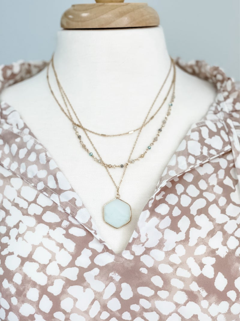 Lay it On Me Necklace