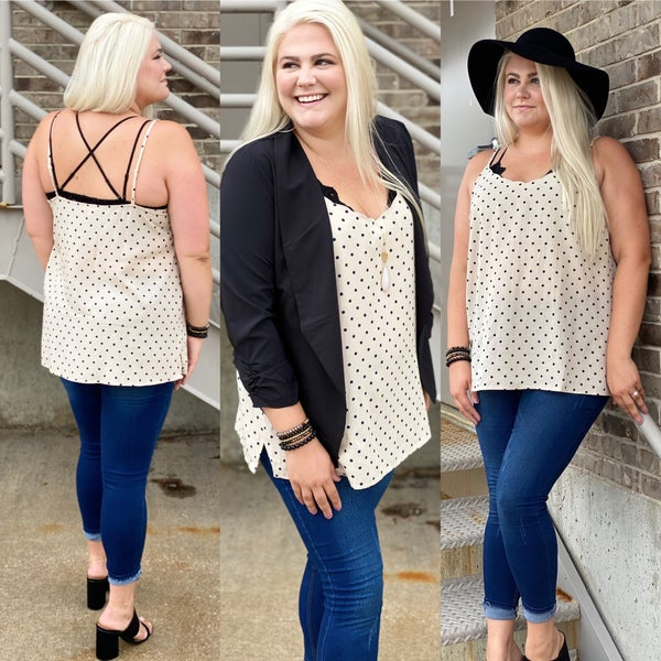 Call Me Later - Plus size top
