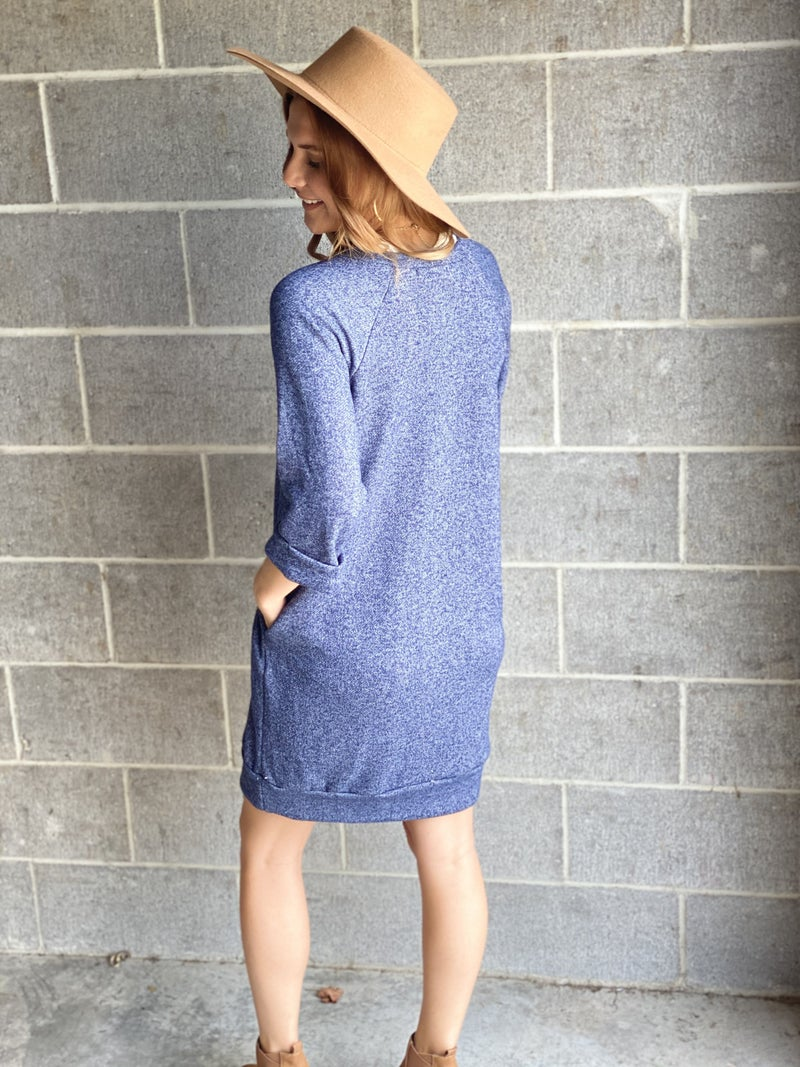 Craving You -Sweater Dress