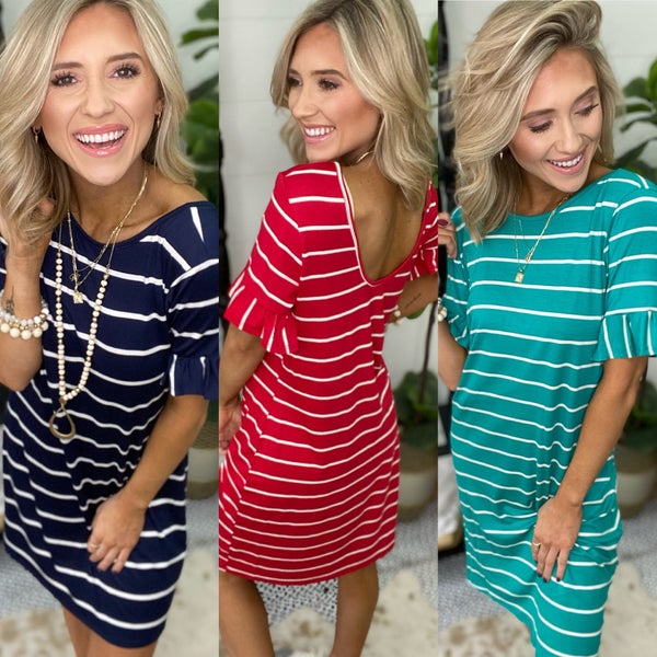 Game day Dress | 3 Colors