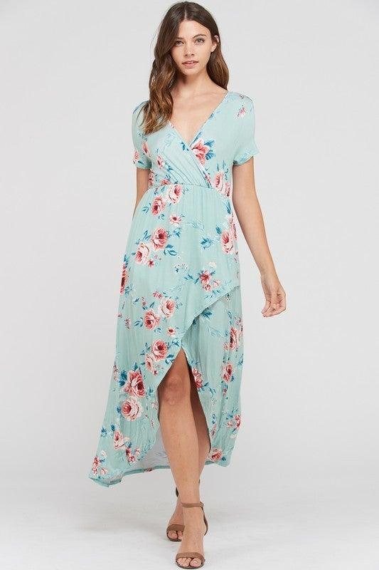 Hi-Lo There Dress