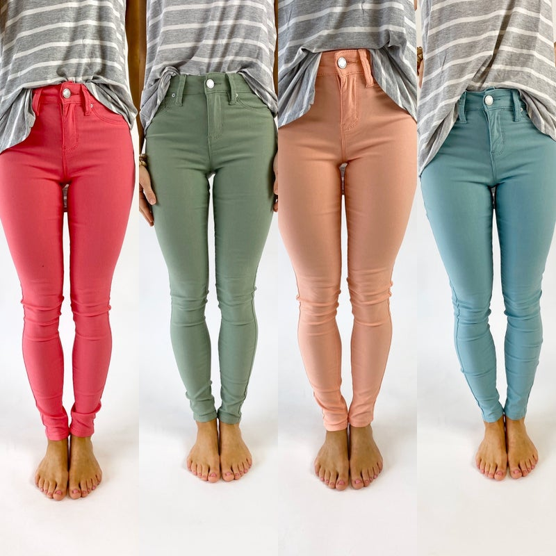 Impeccable Jeggings - SPRING!