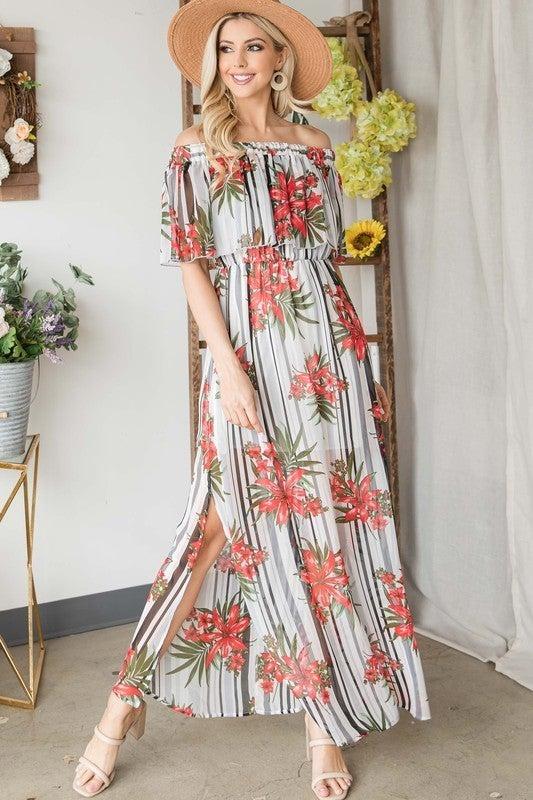 Island Breeze Dress