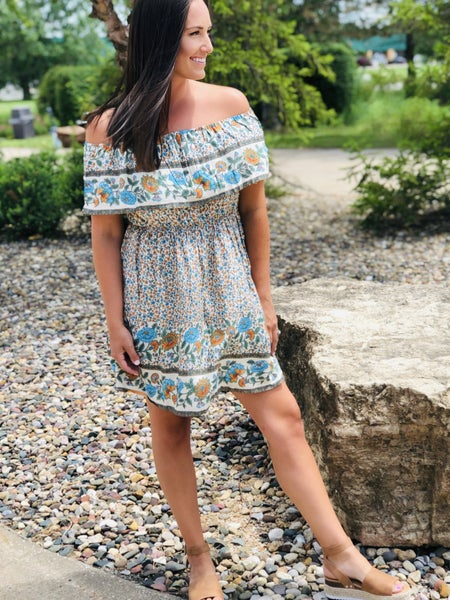 Day at the Winery Dress