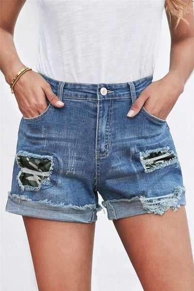 Roll Out Shorts
