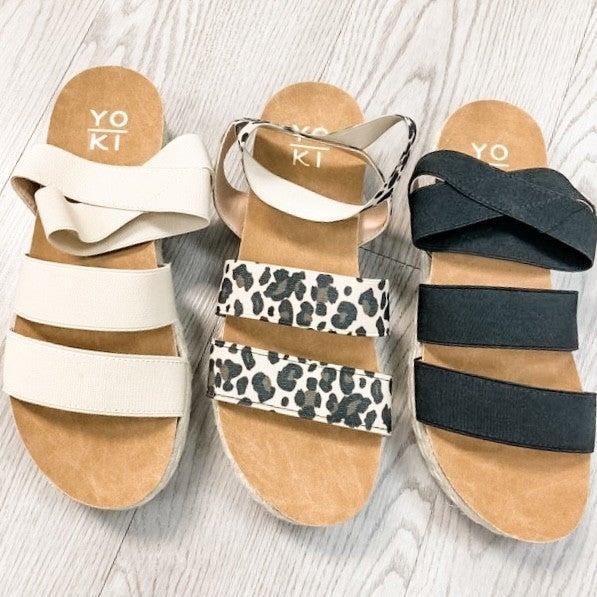 Step it Up Sandals