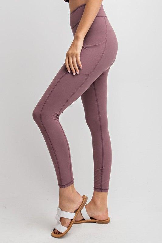 Perfect Pocket Leggings | 3 Colors