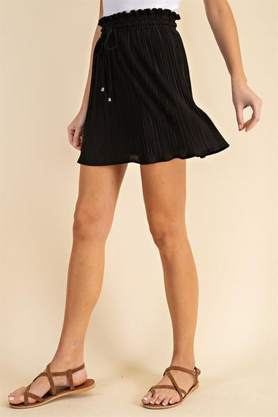 You Have My Attention Skirt | 2 Colors