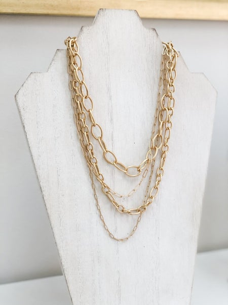 Taylor Chain Necklace