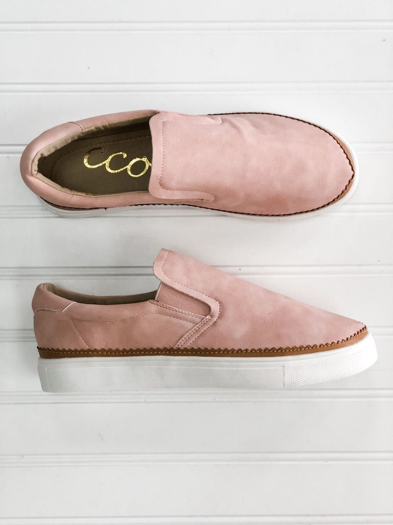Main Street Slip on Sneaker