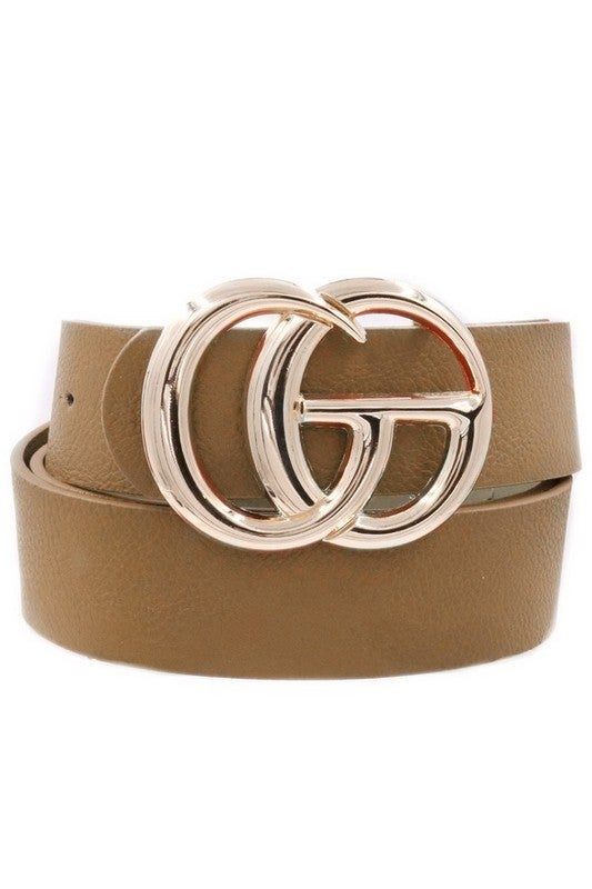 Neutral Inspired Belt | 2 Colors