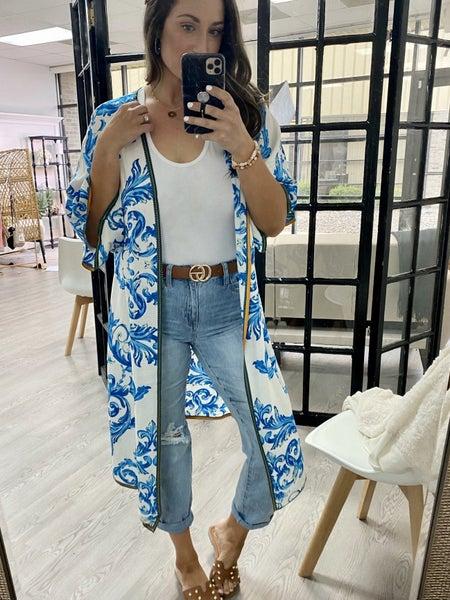 Fancy Me Kimono