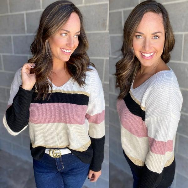 Neapolitan Sweater