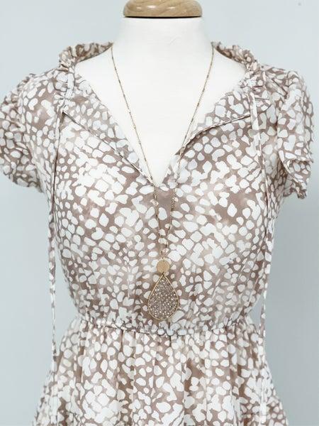 Mic Drop Necklace