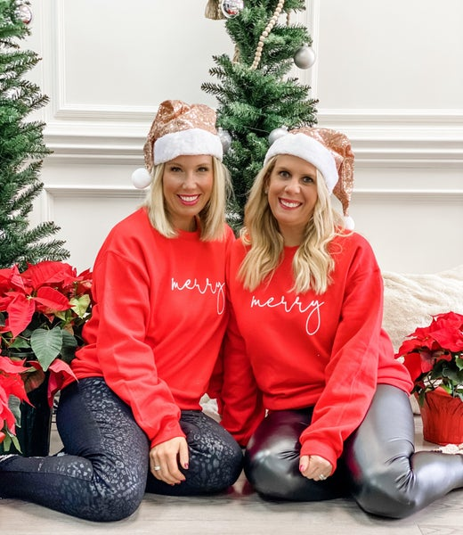 Simply Merry Sweatshirt