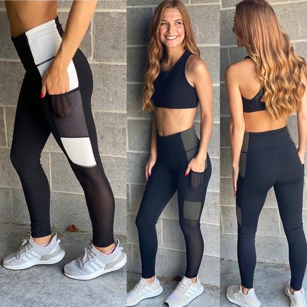 Walk My Way Athletic Leggings