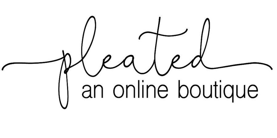 Pleated an Online Boutique