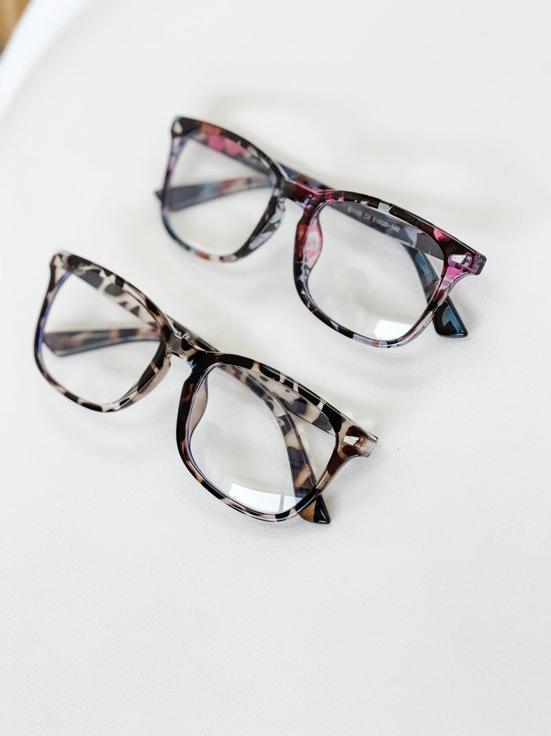 Blue Light Special Glasses   2 Colors