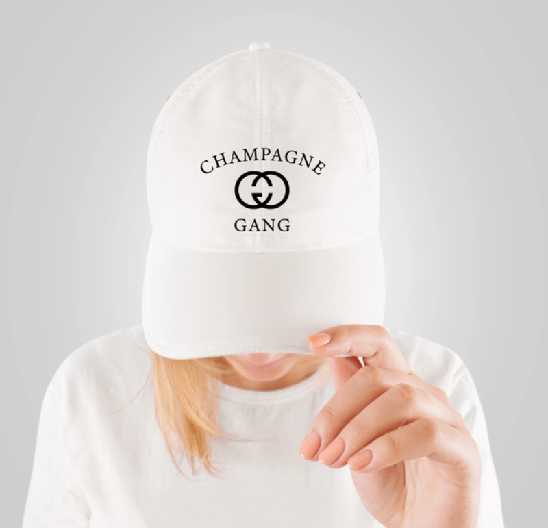 Champagne Gang Hat