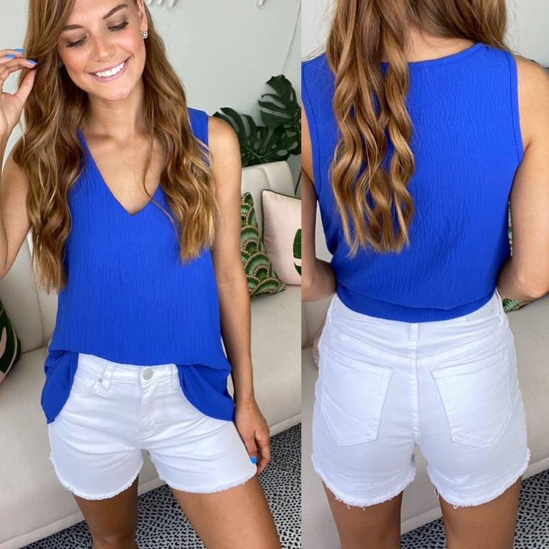 Happy Fray Day Shorts