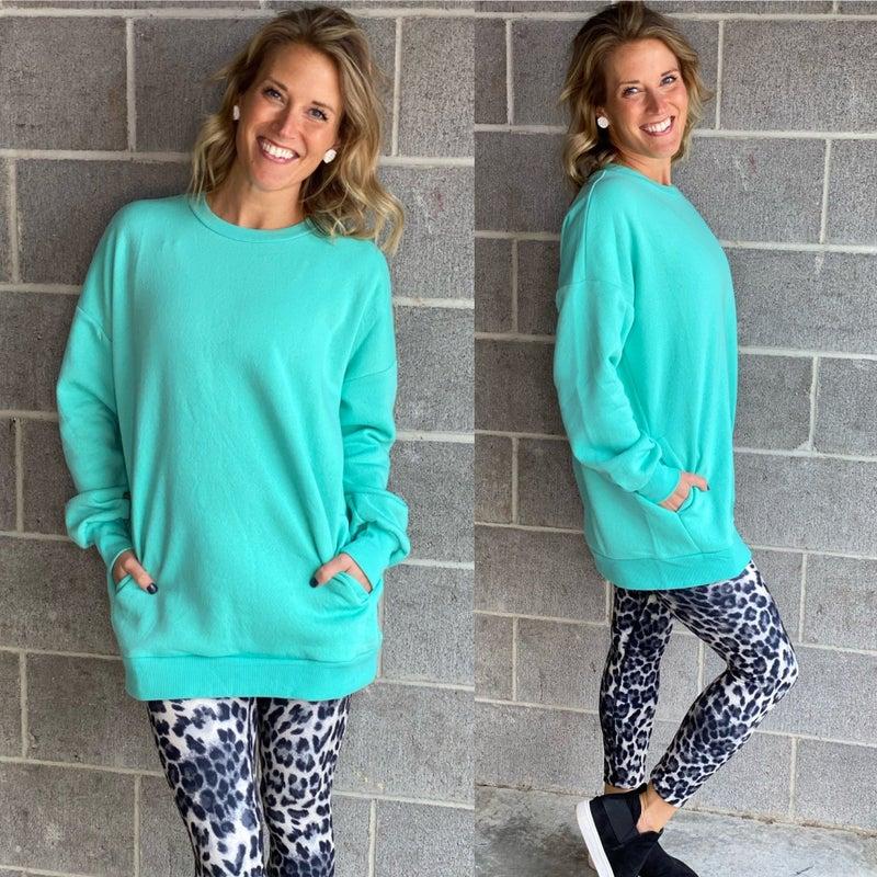 Generate Happiness Sweatshirt