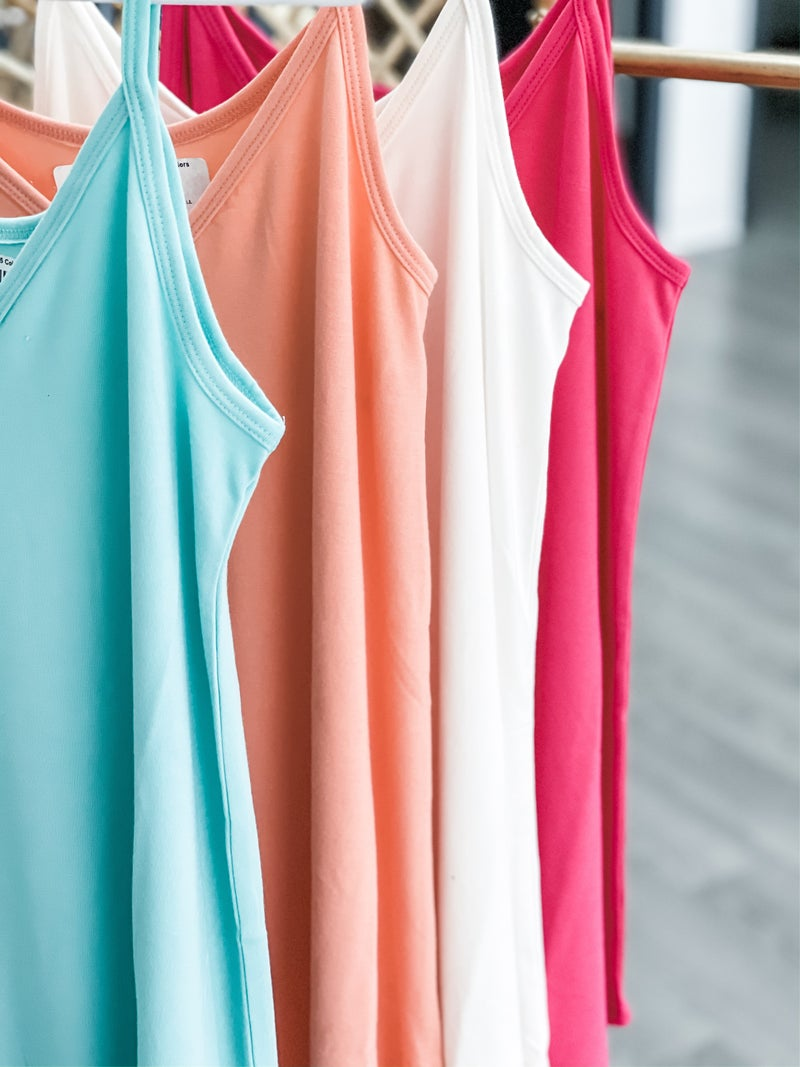Flip It and Reverse It Tank Top | 5 Colors