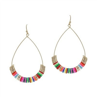 Ring Them Out Earrings