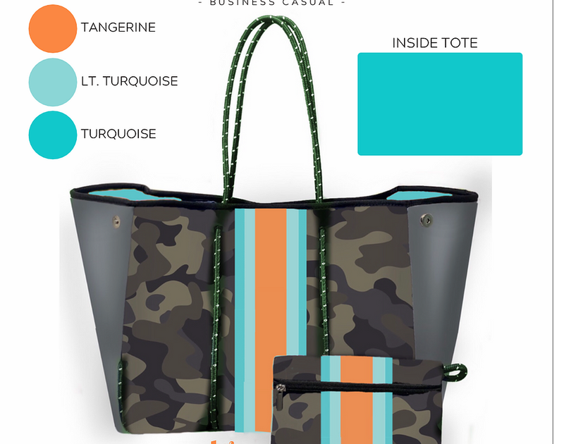Neoprene Bags | New Spring Colors