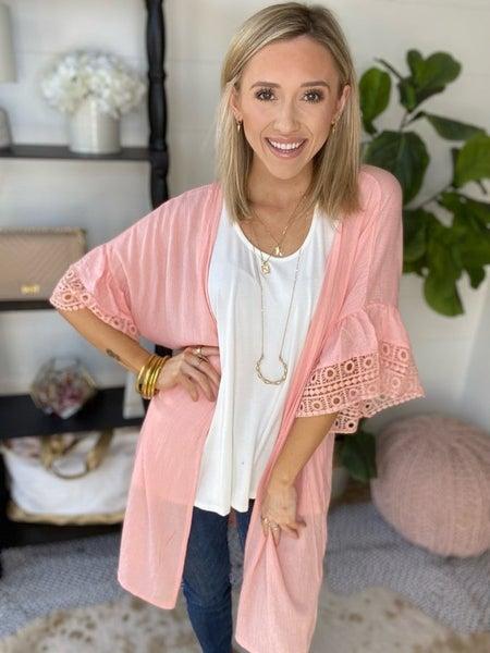Must Love Pink Kimono