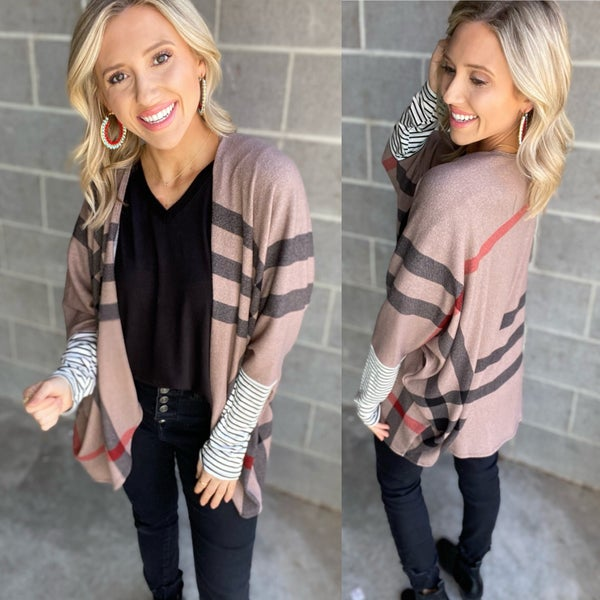 Gift Wrapping Cardigan