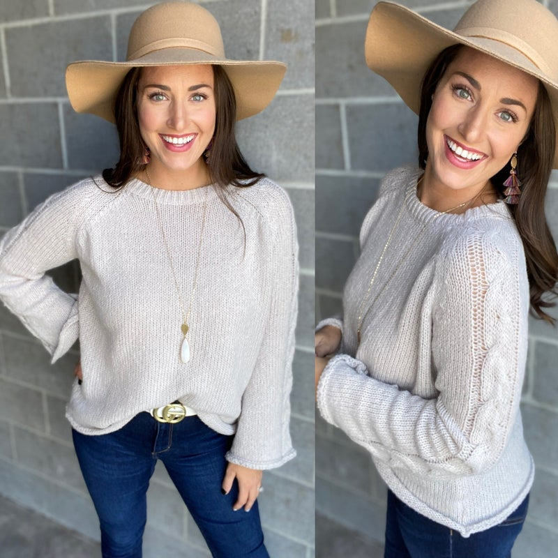 Bells and Whistles Sweater