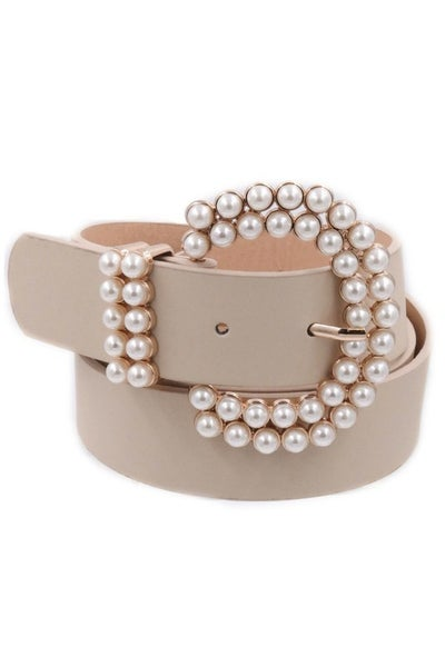 All the Pearls Belt