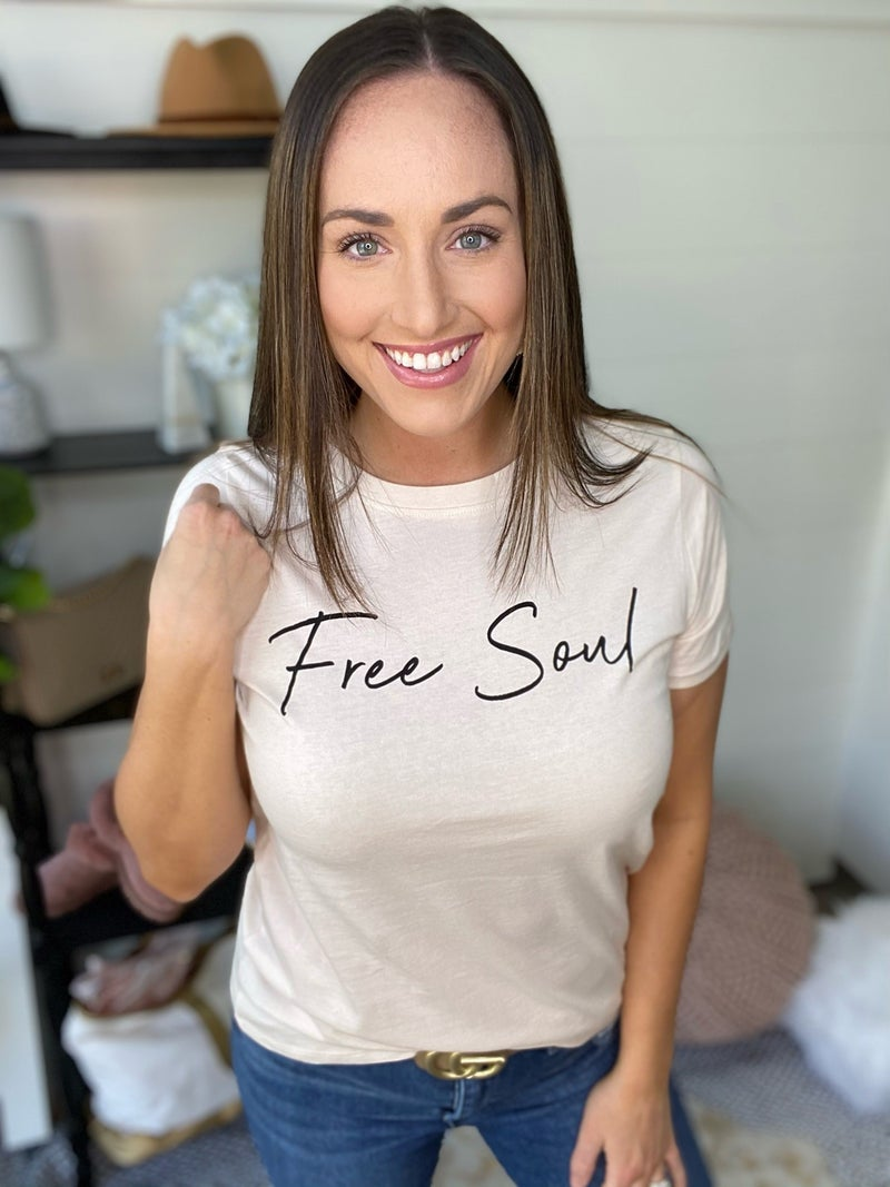 Free Soul Tee