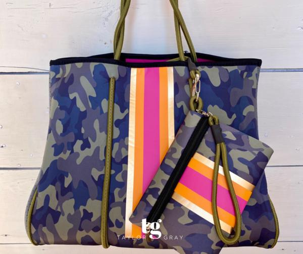 Neoprene Bags   New Spring Colors
