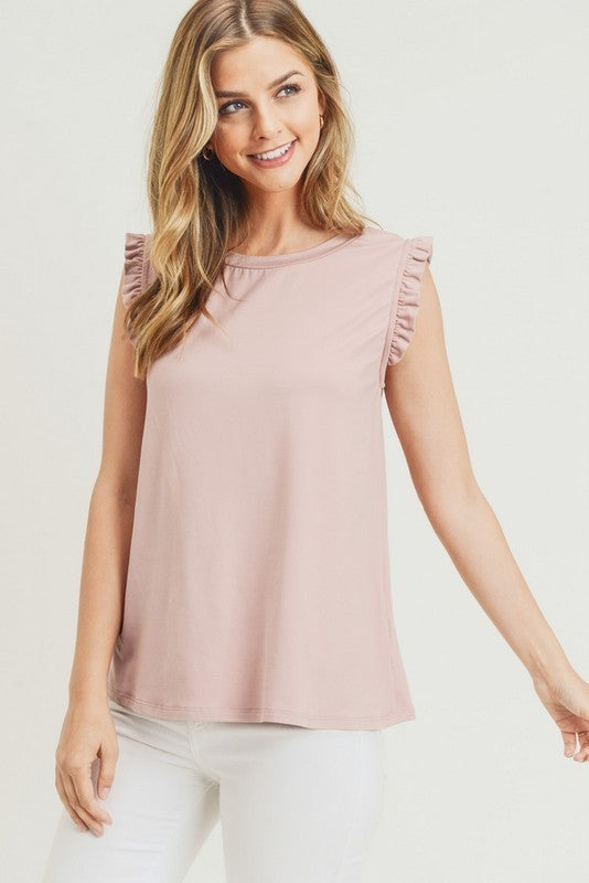 Dreaming of Mauve Top