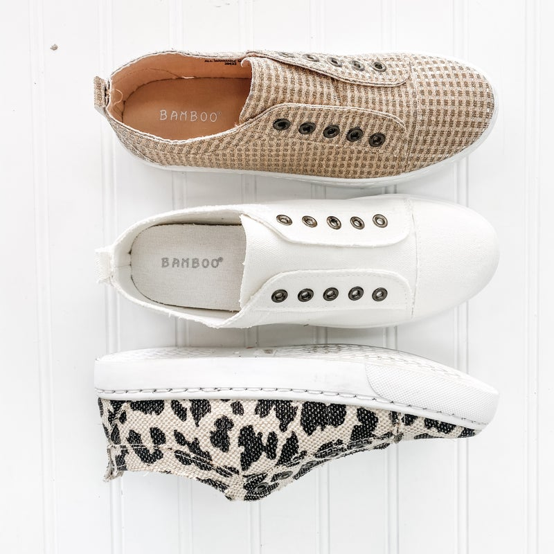 Let Loose Slip On Sneakers - Limited Availability!!