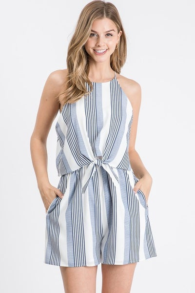 Right This Way Romper