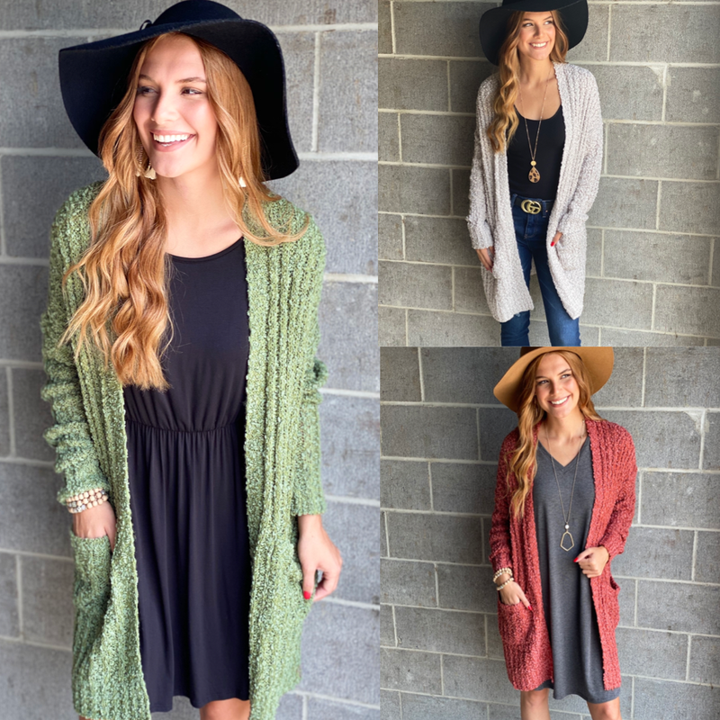 Your Next Pick Cardigan