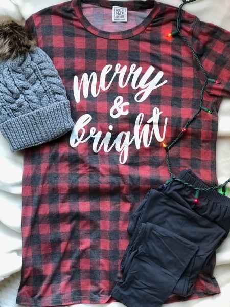 Buffalo Plaid - Merry & Bright
