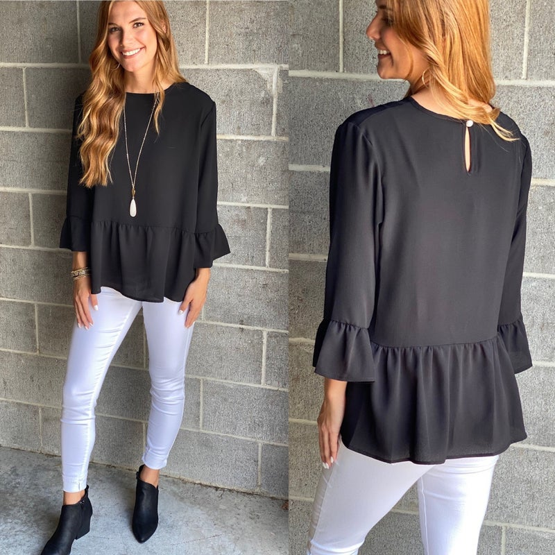 You're a Knockout Blouse