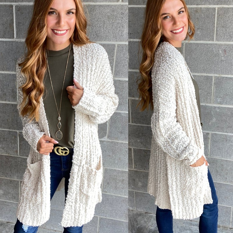 Movie Night Cardigan
