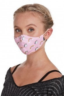 Bloch Kids Soft Stretch Mask with Lanyard